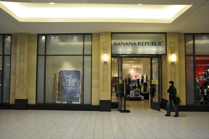 Connect with Banana Republic: Get Directions () Call Us Store Hours Website. More fashion.
