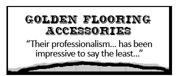 Golden Flooring Accessories